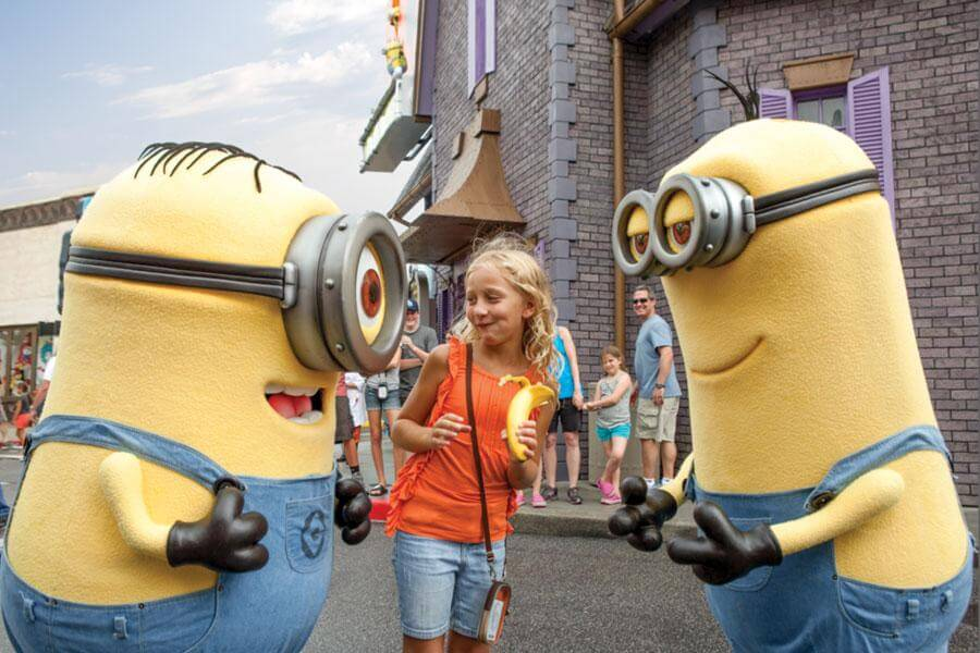 Despicable Me Minion Mayhem®