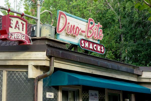 Dino-Bite Snacks