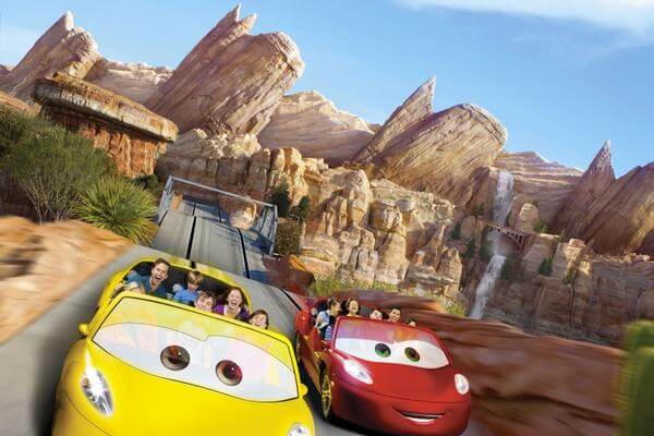 Disney California Adventure® Park Park Plan
