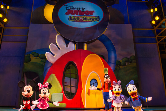 Disney Junior - Live on Stage!