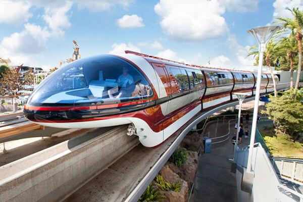 Disneyland® Monorail