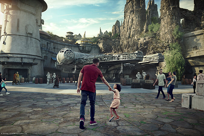 Disneyland® Park Park Plan