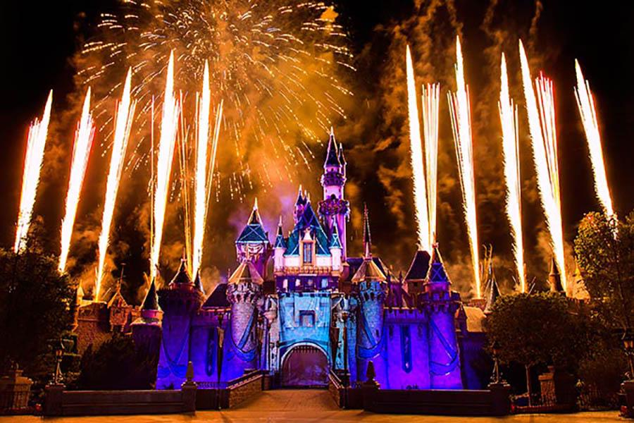 <em>Disneyland®</em> Park Park Plan