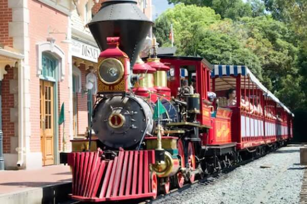 Disneyland® Railroad