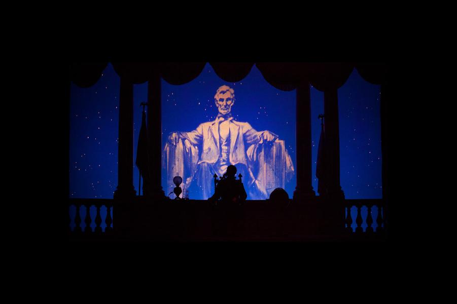 The Disneyland Story presenting Great Moments with Mr. Lincoln