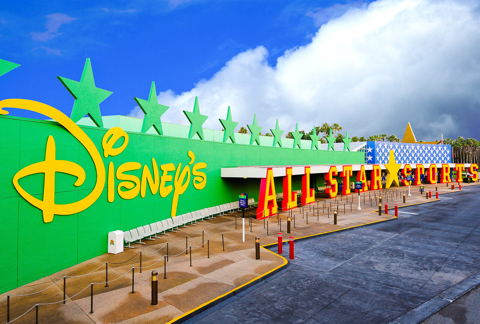 Disneys AllStar Sports Resort  Walt Disney World
