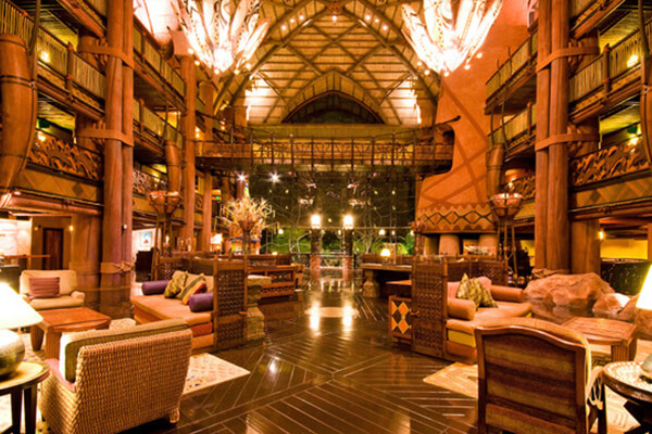 Disney S Animal Kingdom Lodge 2901 Osceola Parkway Bay Lake Fl 32830