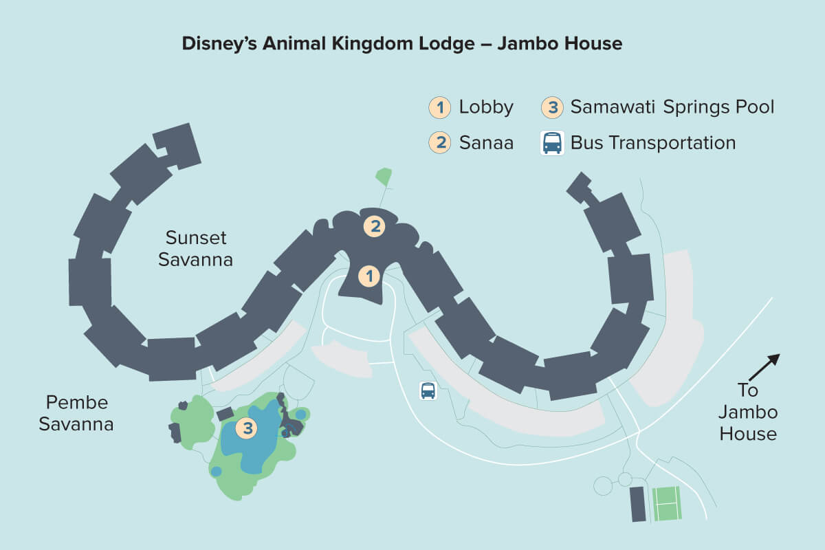 Disney\'s Animal Kingdom Lodge - Jambo House | Walt Disney World ...