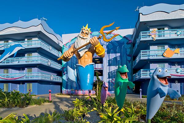 Disney's Art of Animation Resort | Walt Disney World ...