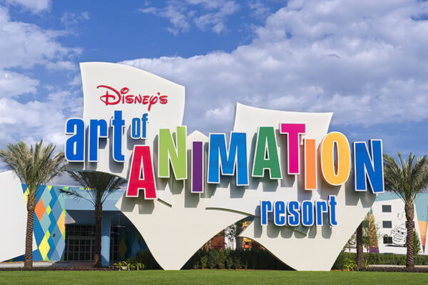 Disney S Art Of Animation Resort Walt Disney World Undercover Tourist