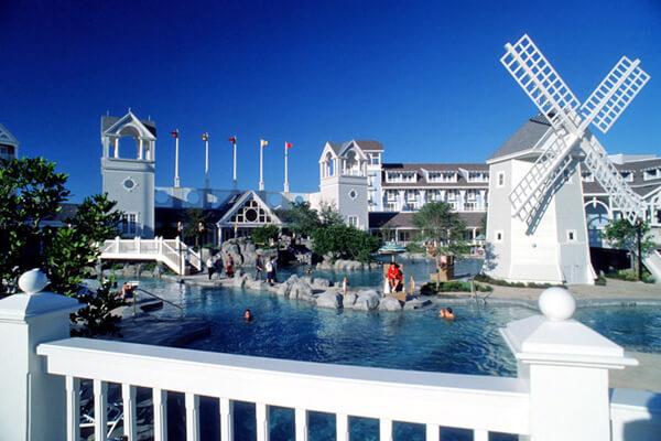 Disney S Beach Club Resort