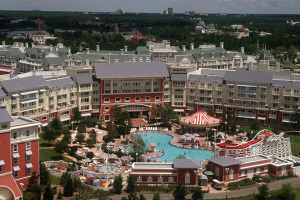 Image result for Disney Boardwalk villas resort
