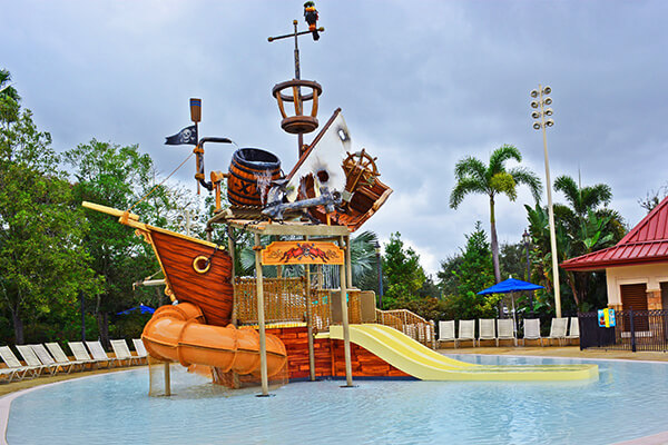 Disney S Caribbean Beach Resort Walt Disney World Undercover Tourist