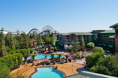 Disney S Grand Californian Hotel Los Angeles Undercover Tourist