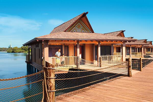 Disney S Polynesian Villas Bungalows Walt Disney World