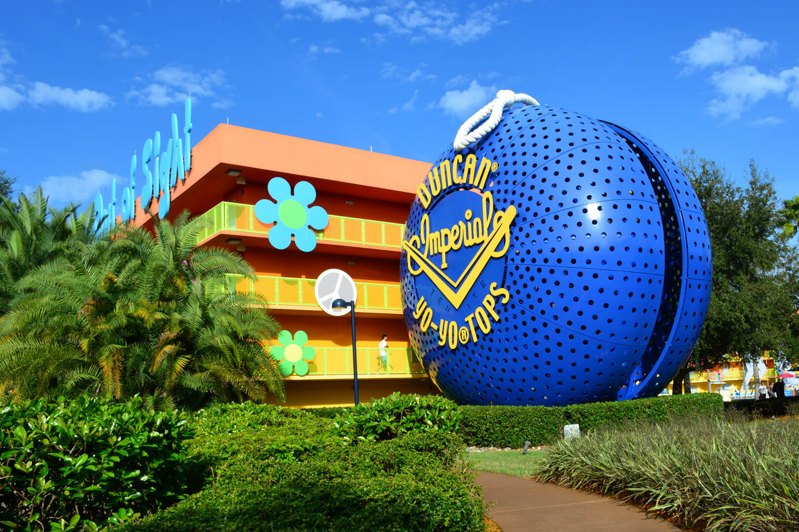 Disney\'s Pop Century Resort | Walt Disney World | Undercover Tourist