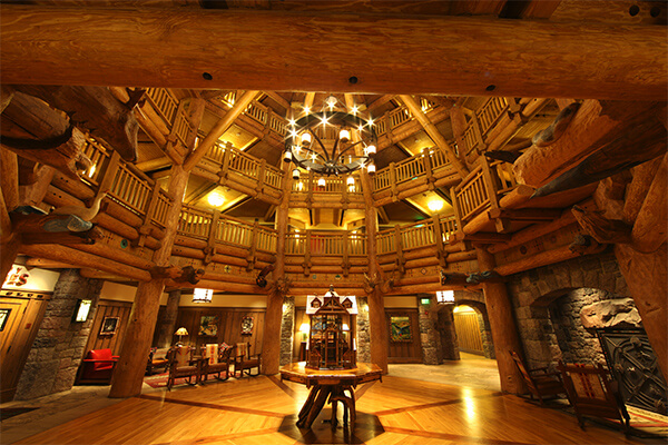 Disney 39 s wilderness lodge walt disney world undercover for Villas wilderness lodge