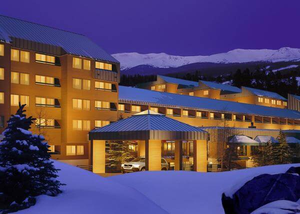 Doubletree By Hilton Breckenridge Colorado Hotels Undercover Tourist