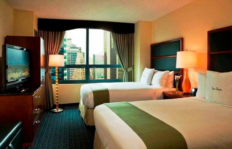 Doubletree Suites By Hilton Hotel New York City New York
