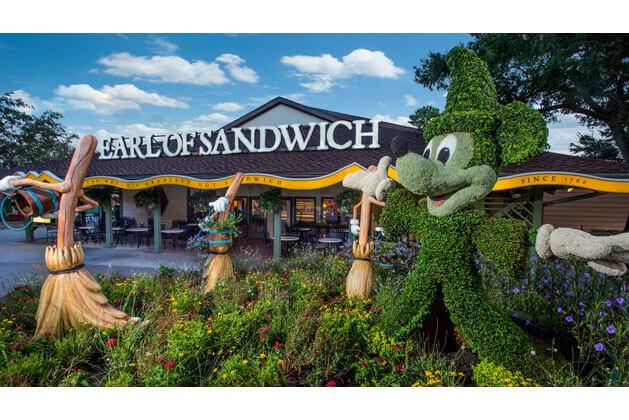 Earl of Sandwich®