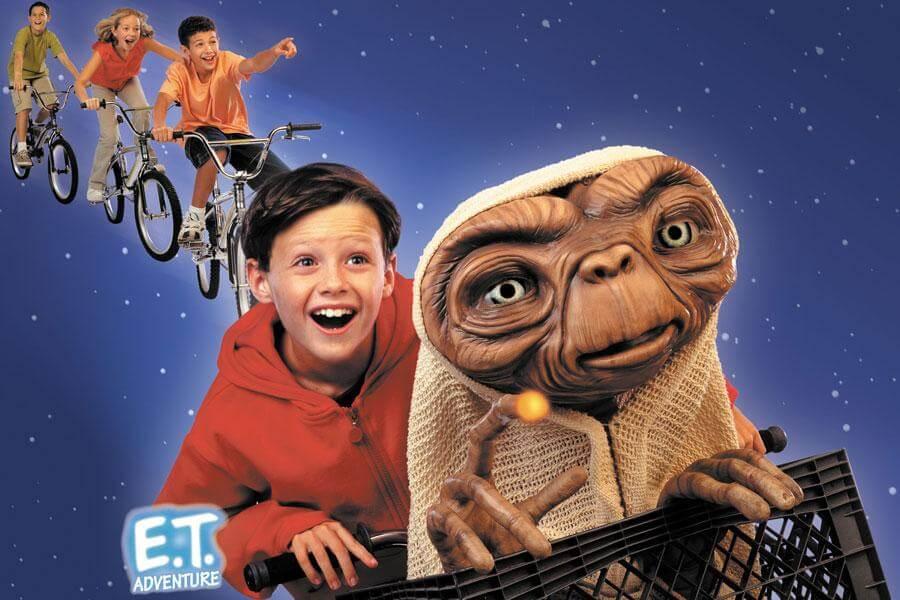 E.T. Adventure®