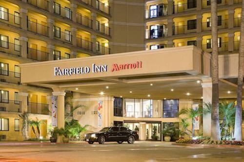 Fairfield Inn Anaheim by Marriott at the Disneyland Resort