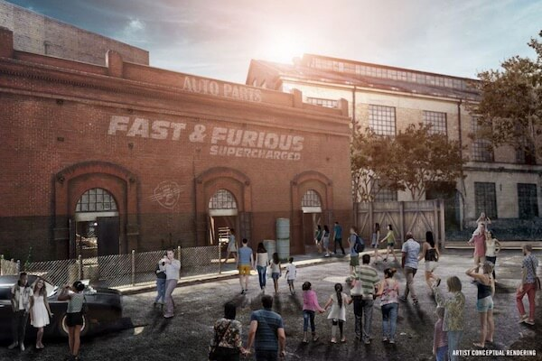 Fast & Furious – Supercharged™
