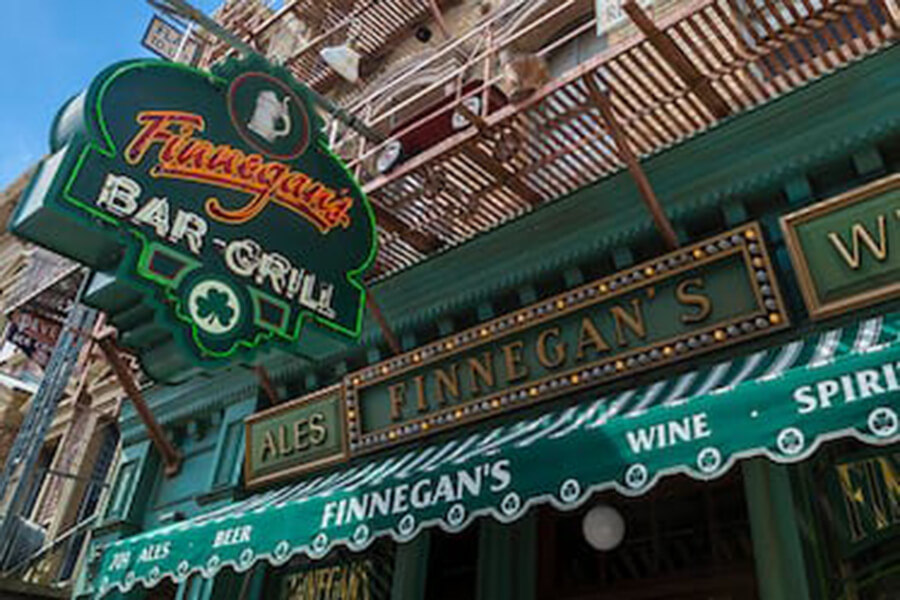 Finnegan's Bar & Grill™