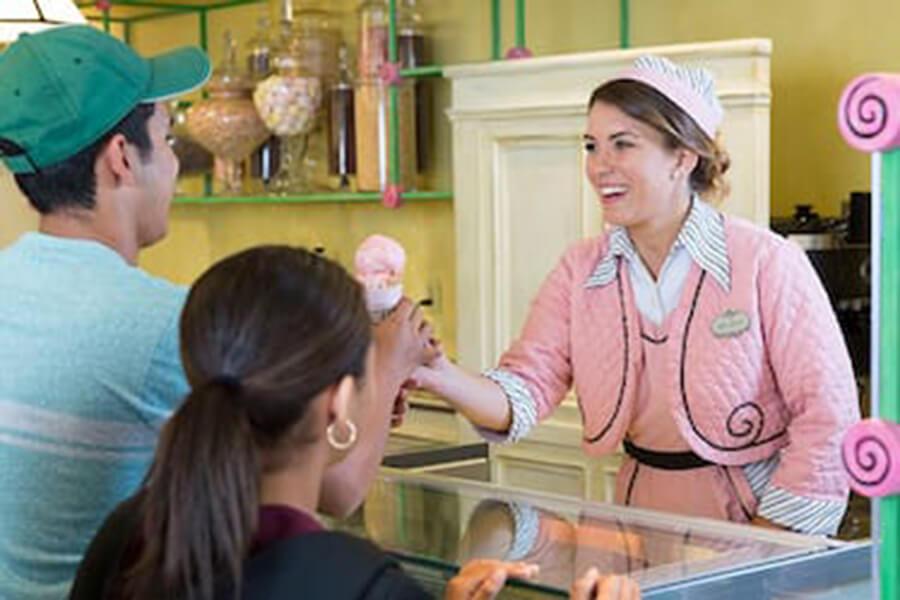 Florean Fortescue's Ice-Cream Parlour