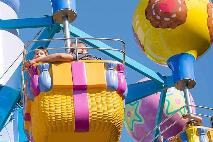 Flying Cookie Jars