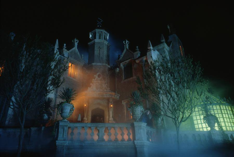 Haunted Mansion® Attraction