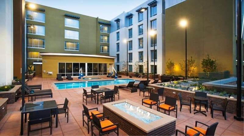 hilton garden inn los angelesburbank ca - Hilton Garden Inn Los Angeles