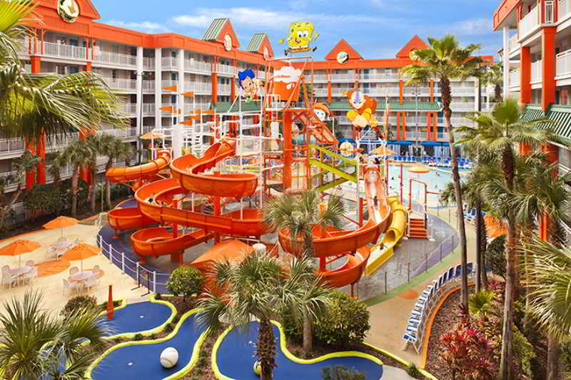 Holiday Inn Resort Orlando Suites Waterpark Hotels Undercover Tourist