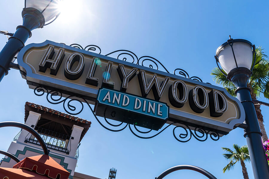 Hollywood and Dine