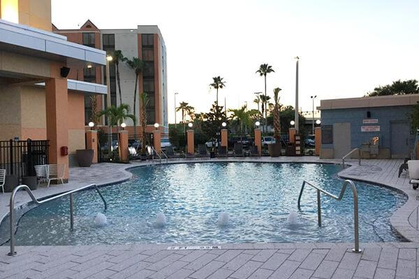 Hyatt House Orlando Universal Orlando Undercover Tourist