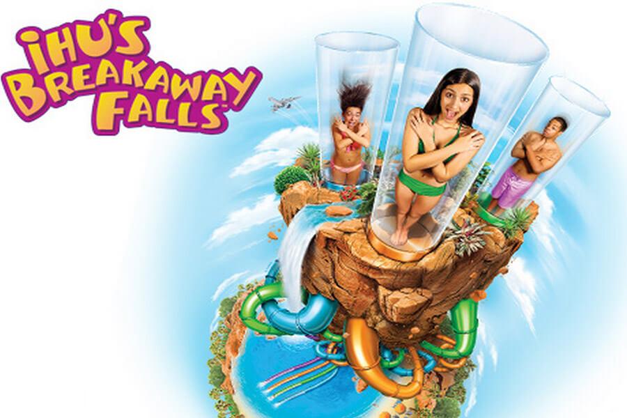 Ihu's Breakaway Falls™