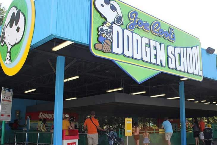 Joe Cool's Dodgem School