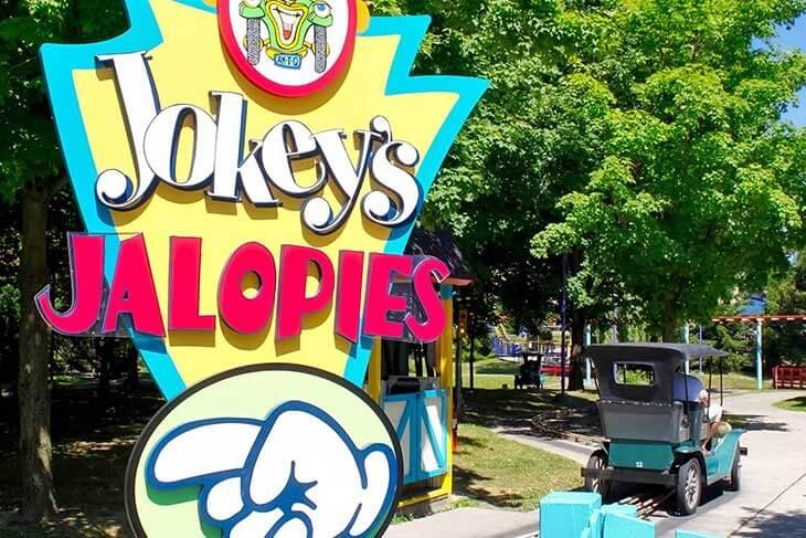 Jokey's Jalopies