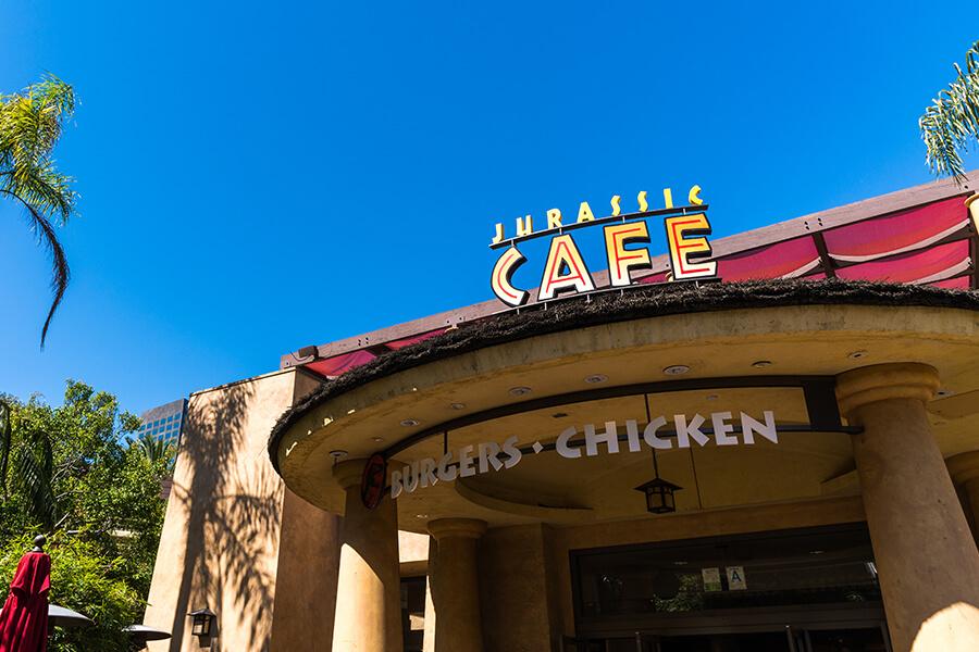 Jurassic Café