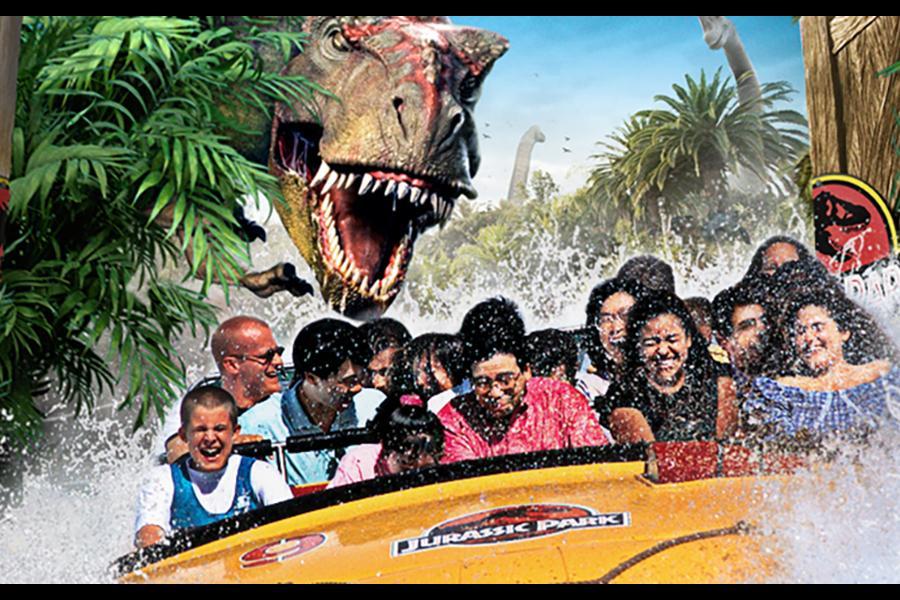 Jurassic Park® - The Ride