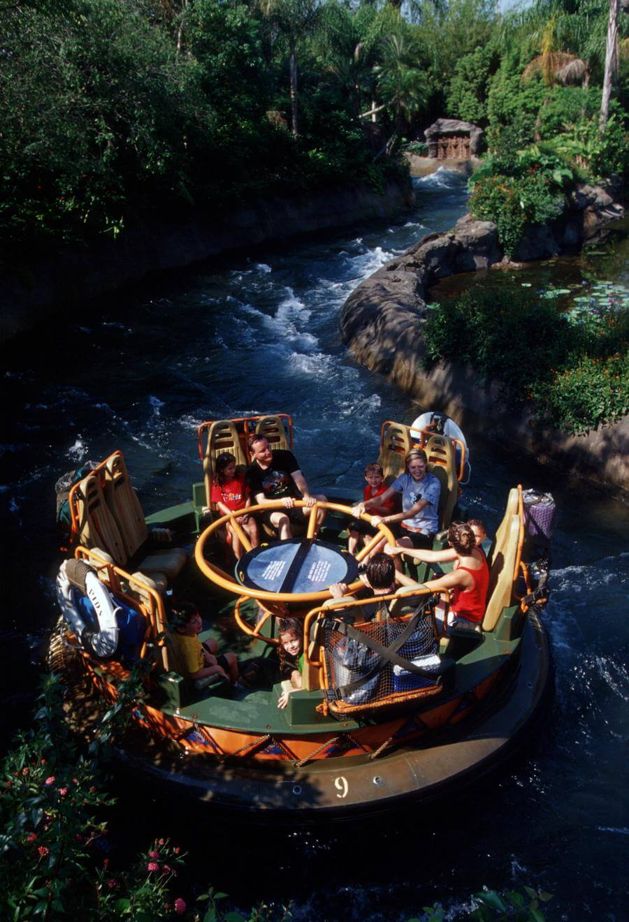 Kali River Rapids® Attraction