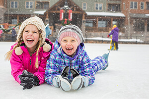 Keystone - kids ski free!