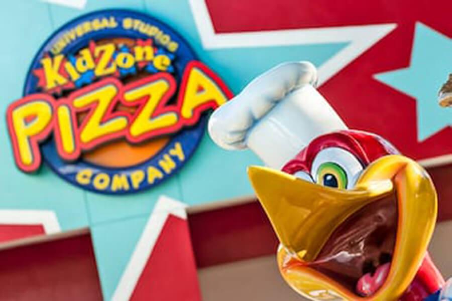 KidZone Pizza Company™