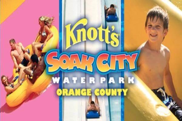 Knott's® Soak City