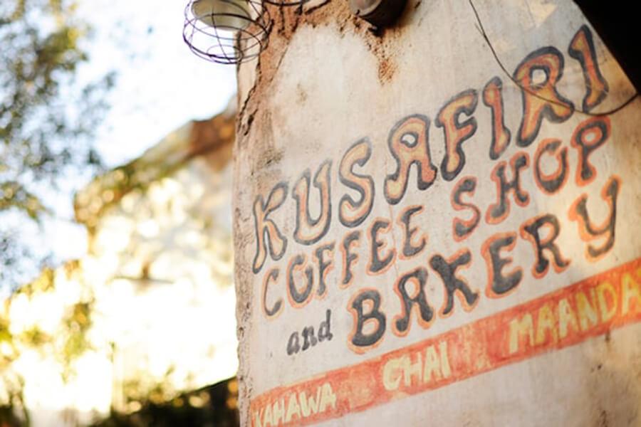 Kusafiri Coffee Shop & Bakery