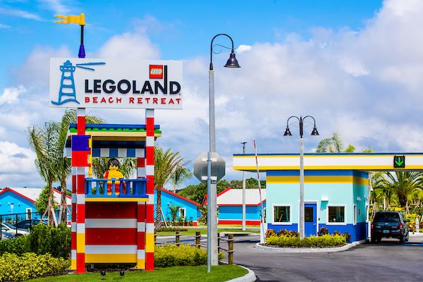 Legoland Beach Retreat Orlando Area Hotels Undercover