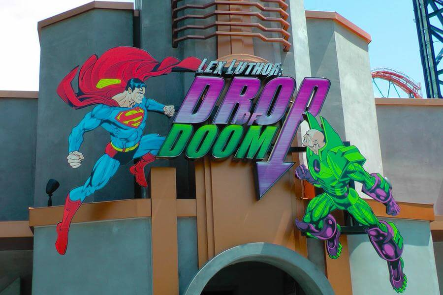 LEX LUTHOR: Drop of Doom