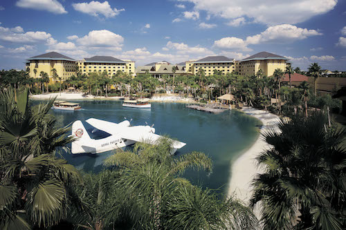 Universal's Loews Royal Pacific Resort