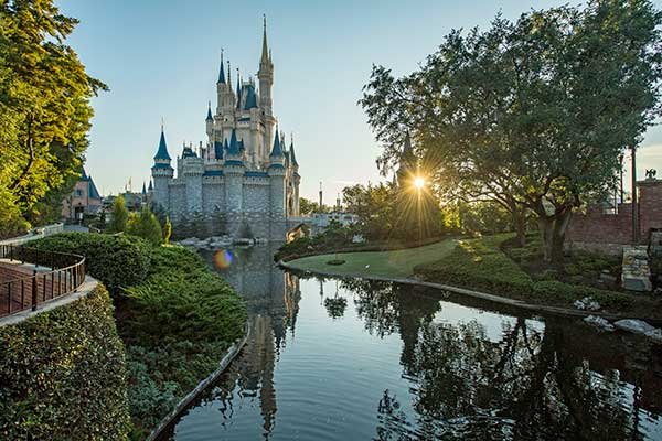 Magic Kingdom® Park Park Plan