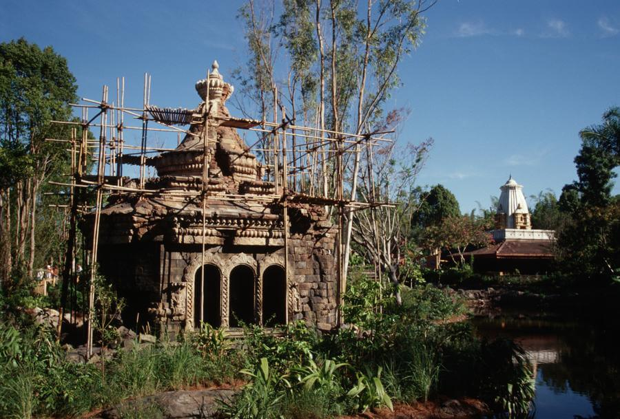 Maharajah Jungle Trek® Attraction